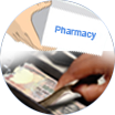 Pharmacy Cashier and Home Delivery
