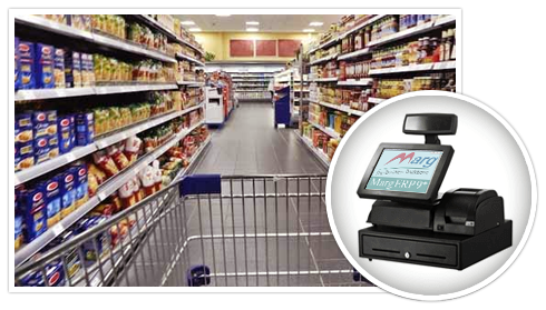 marg retail(POS) software