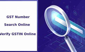 GST Number Search Online– Verify GSTIN Online