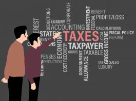 GST Portal - Register Yourself as Taxpayer