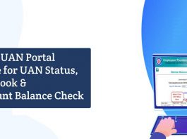 UAN Portal Guide for UAN Status, Passbook & Account Balance Check