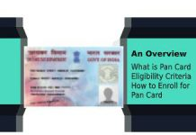 Pan Card Overview