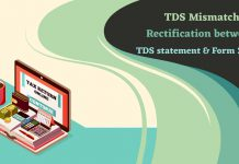 TDS Mismatch Rectification