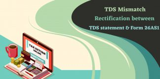 TDS Mismatch Rectification