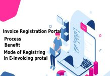 Invoice Registration Portal