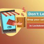 Sales During Lockdown