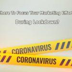 Marketing Efforts During Lockdown