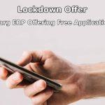 Lockdown offer