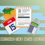 changes in income tax rule