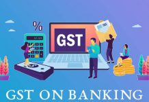 gst on banking