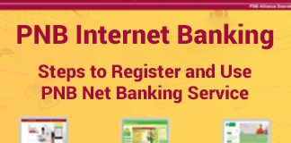 How to use PNB Net Banking