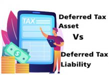 Deferred Tax Asset vs. Deferred Tax Liability