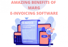 Marg E-INVOICING SOFTWARE