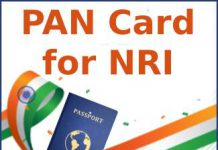 PAN for NRI