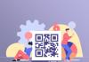E-Invoice QR Code