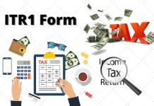 ITR1 Form