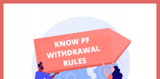 pf withdrawal rules