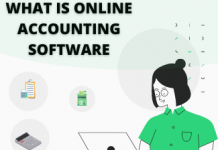 what is online accounting software
