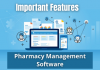 Features of pharmacy management system