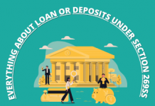 section 269ss of income tax act, 269ss, 269ss of income tax act, loan, deposits