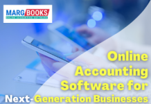 Marg Books - Online Accounting Software for Next-Generation Businesses