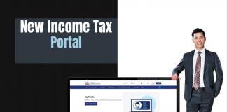 New Income Tax portal