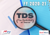 TDS Rates for the FY 2020-21