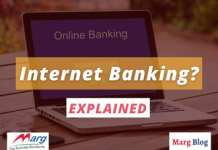 What is Net banking? -Marg Erp